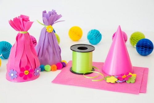 Trolls-Crafts-Hats